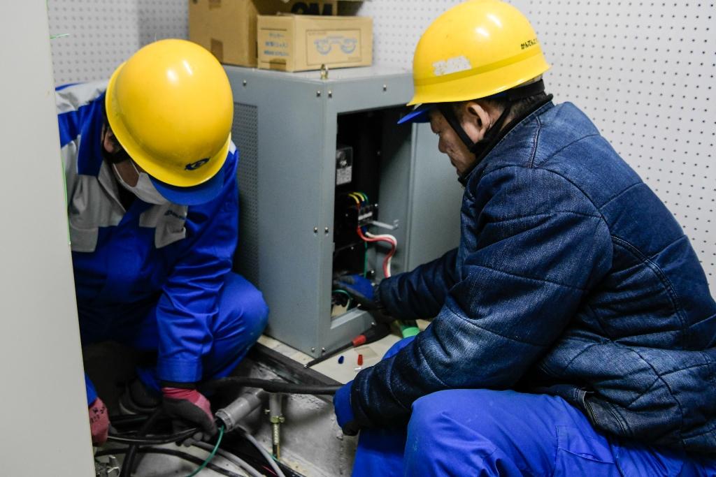 産業用蓄電池 バッテリー 設置工事 求人